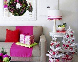 Как украсить комнату к новому году