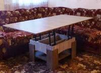 журнальные столы-трансформеры для гостиной