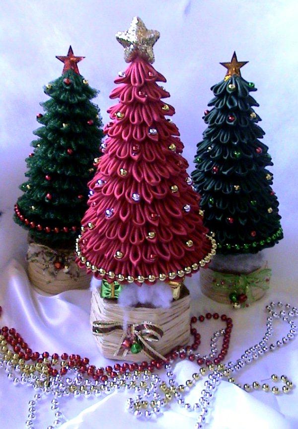 елки канзаши фото