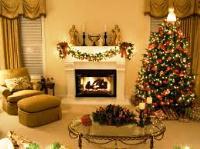 как украсить дом на новый год 2018
