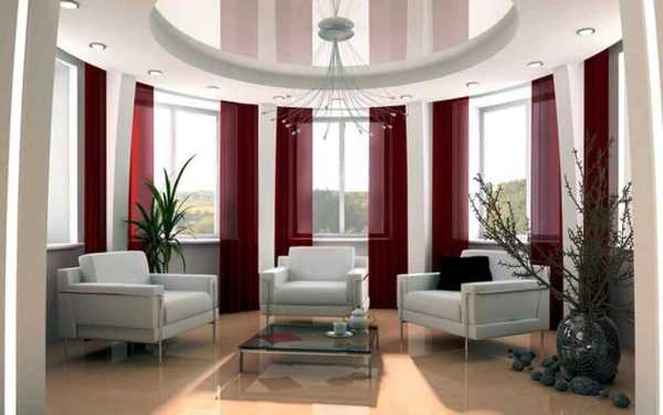 красивые шторы в гостиную фото 3
