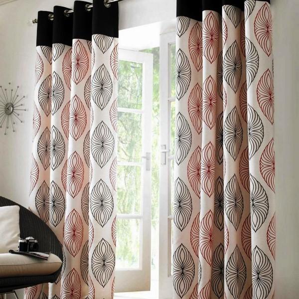 красивые шторы в гостиную фото 6