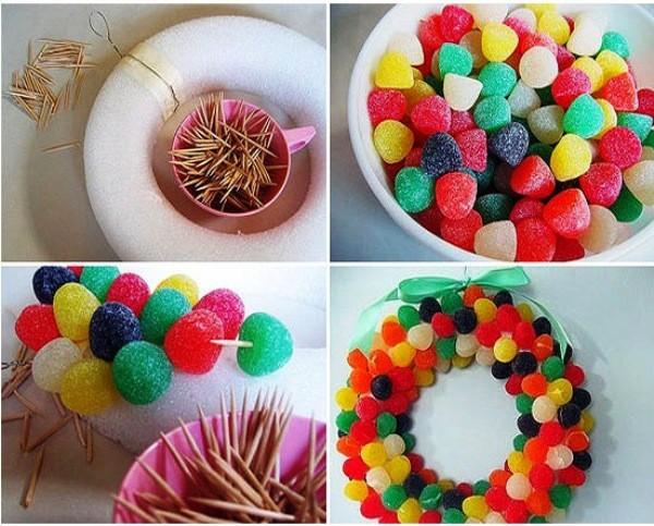 Как можно сделать сладости 23