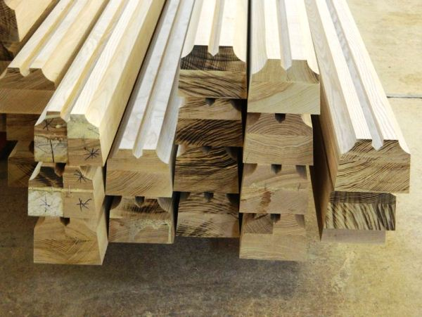 деревянные молдинги