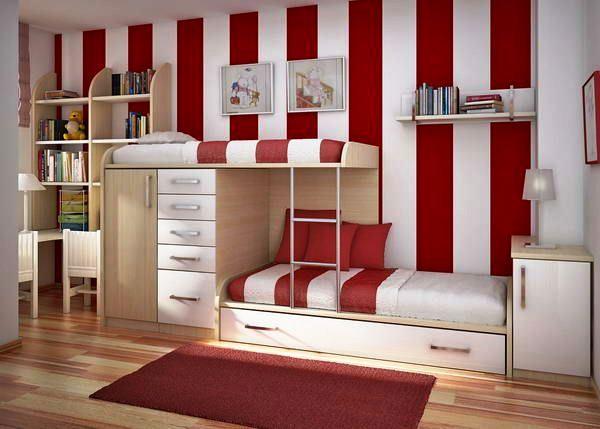 дизайн детской комнаты для двух девочек 12 кв. м фото