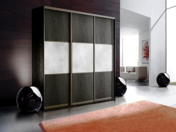 комбинированные фасады шкафов-купе