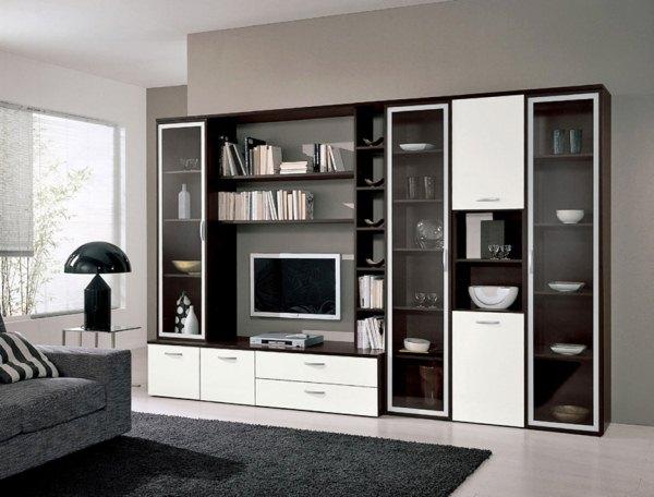 мебель для гостиной горки фото