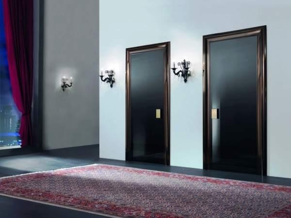 матовые межкомнатные двери