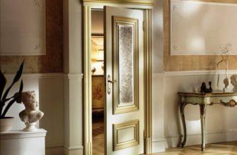 межкомнатные зеркальные двери фото 14