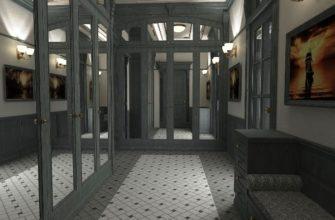межкомнатные зеркальные двери фото 2