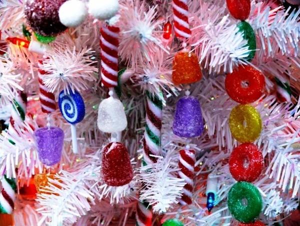 елочные новогодние украшения фото 4