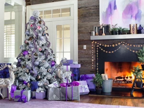 как украсить елку в 2018 году фото 2