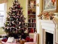 украшение новогодней елки 2017