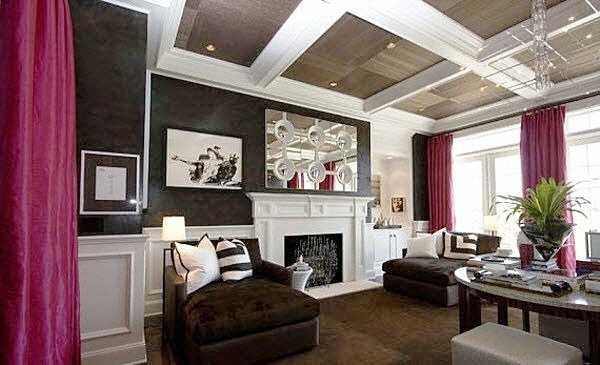 декоративные балки для потолка
