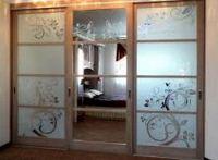 межкомнатные двери зеркальные