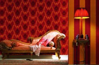 бордовый цвет в интерьере фото 19