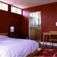 бордовый цвет в интерьере фото 5