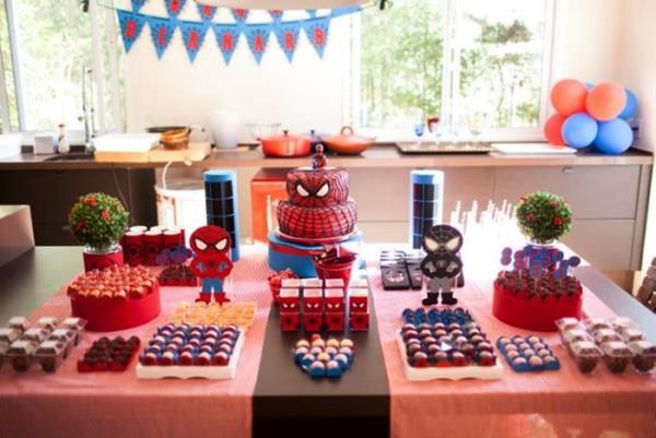 как украсить комнату ребенку на день рождения 70 фото идей