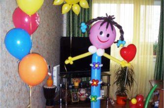 украшение детского праздника своими руками фото 16