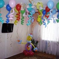украшение детского праздника своими руками фото 31