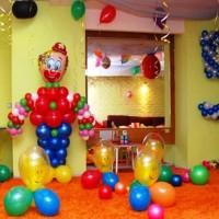 украшение детского праздника своими руками фото 34