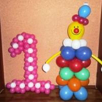 украшение детского праздника своими руками фото 35