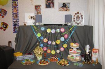украшение детского праздника своими руками фото 43