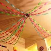 украшение детского праздника своими руками фото 46