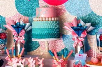 украшение детского праздника своими руками фото 48