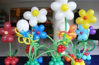 украшение детского праздника своими руками фото 51