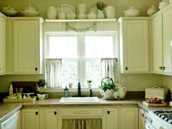 модные шторы для кухни фото 4