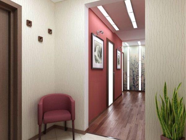 обои для прихожей и коридора идеи для квартиры фото 2