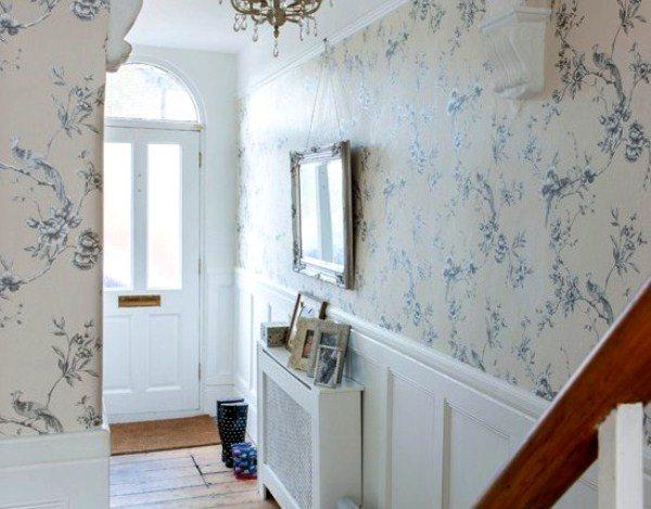 обои для прихожей и коридора идеи для квартиры фото 4