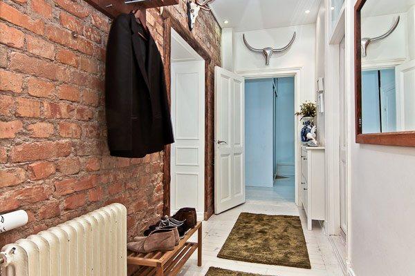 обои для прихожей и коридора идеи для квартиры фото 6