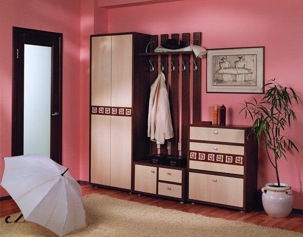 обои для прихожей и коридора идеи для квартиры фото