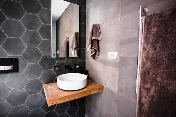 современная плитка для ванной комнаты фото 12