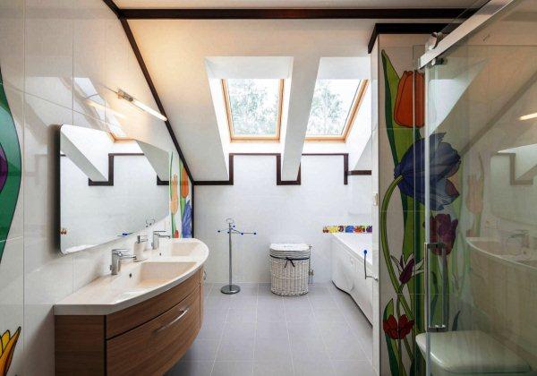 современная плитка для ванной комнаты фото 8