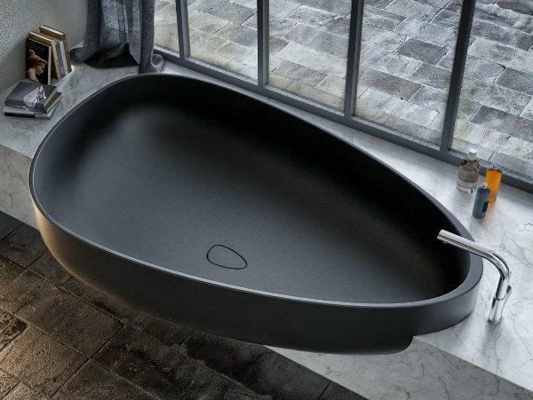 современный дизайн ванной комнаты 2019 фото 2