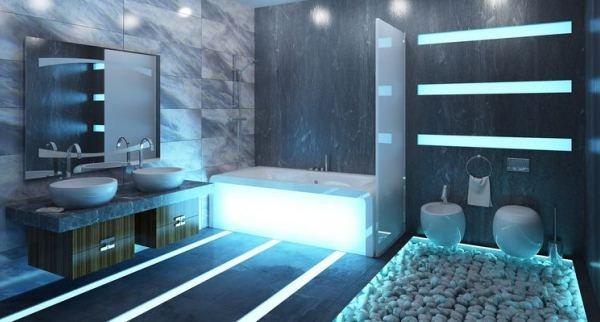 модные ванные комнаты 2019 фото