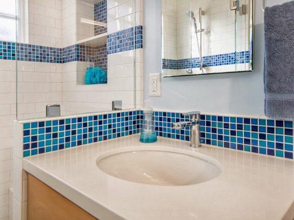 Дизайн маленькой ванной комнаты фото 2017 современные идеи
