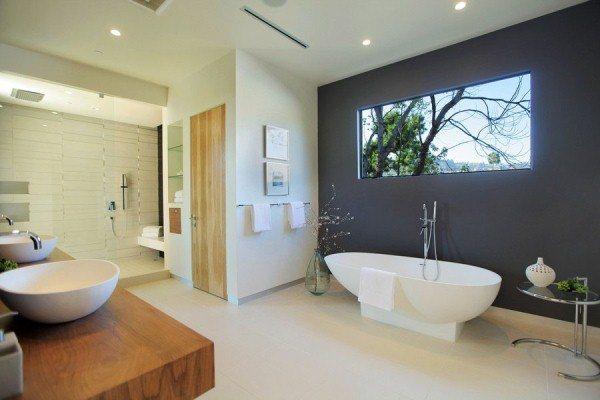 современный дизайн ванной фото 2020 современные идеи