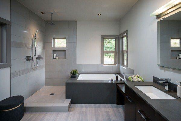 дизайн ванной комнаты 2019 фото новинки