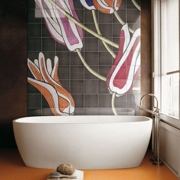 дизайн ванной фото 2017 современные идеи в маленькой ванной комнате