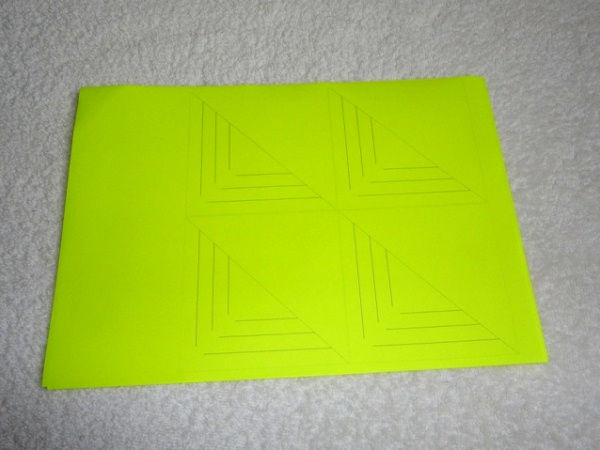 объемная снежинка из бумаги своими руками фото 2
