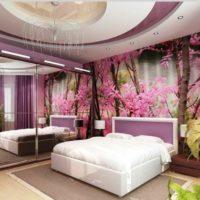 Советы по подбору реалистичного украшения в спальню: фотообои в интерьере + фото идей дизайна