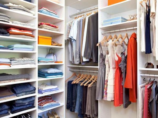 Фото гардеробных комнат маленькие 4 кв метра
