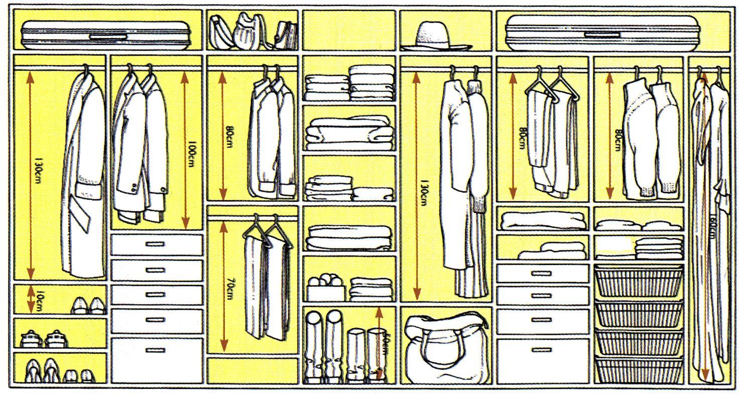 гардеробная комната фото 19