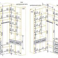 гардеробная комната планировка фото 21