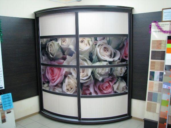 Двери для гардеробной комнаты фото